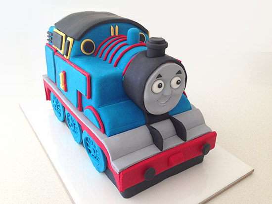 Thomas The Tank Engine Cake Easy